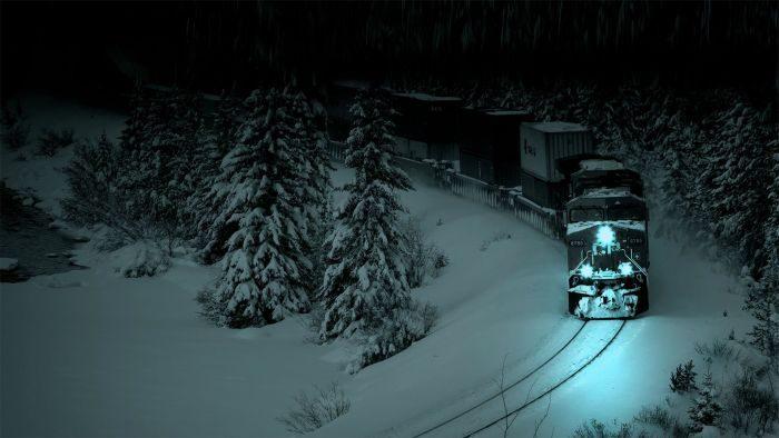Trenle Bitmeyen Gece