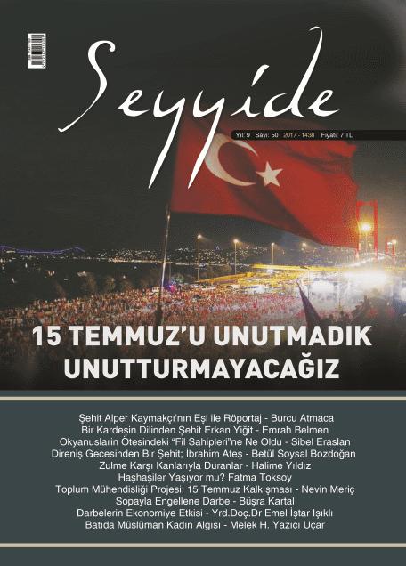Seyyide Dergisi 50. Sayısı Yayında!
