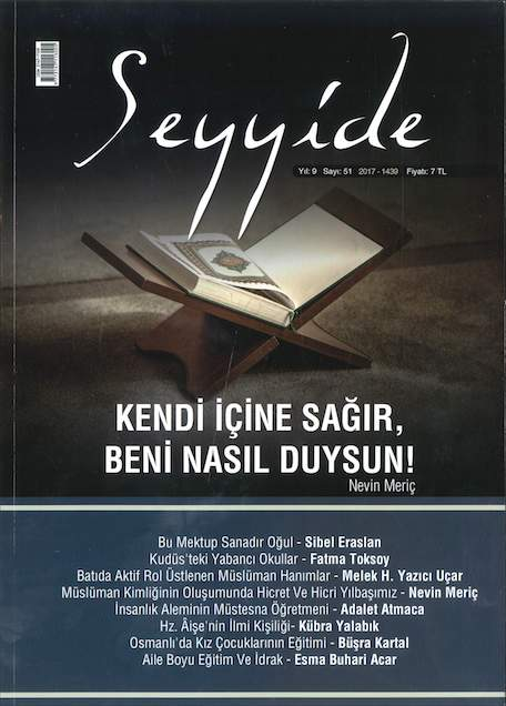 Seyyide Dergisi 51. Sayısı Yayında!