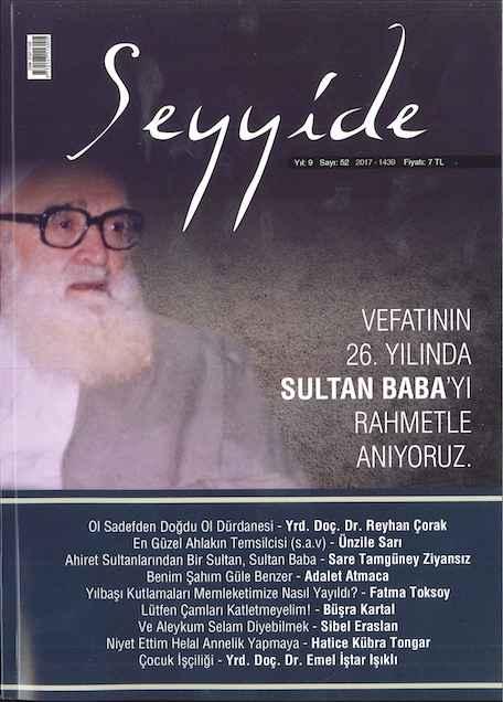 Seyyide Dergisi 52. Sayısı Yayında!