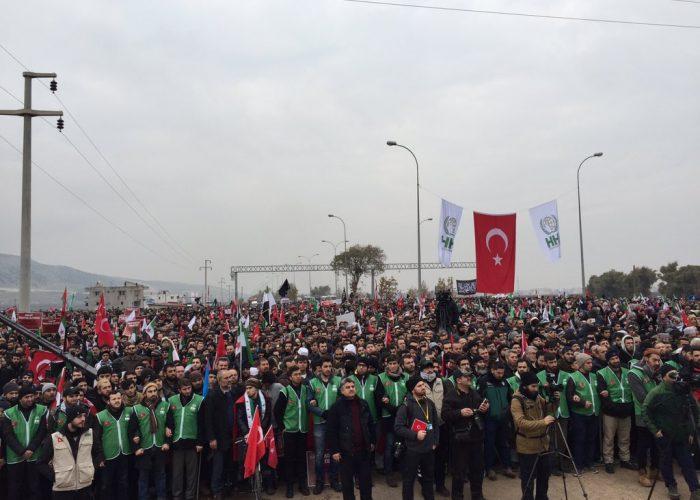Halep'e Yol Açın (I) İHH Başkan Yardımcısı Yaşar Kutluay Beyefendi ile Röportaj