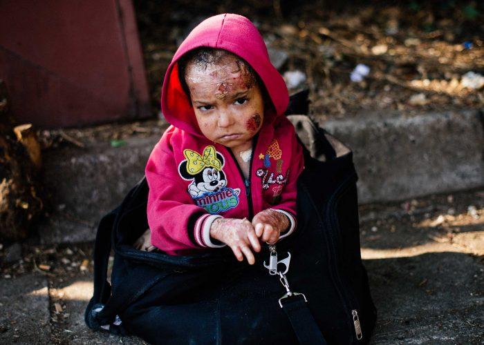 Mülteci Çocuğun Rüyaları