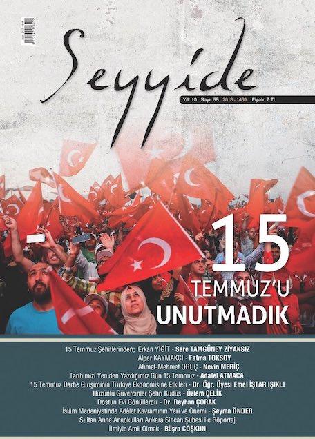 Seyyide Dergisi 55. Sayısı Yayında!
