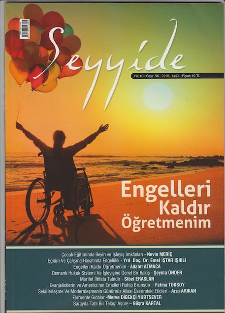 Seyyide Dergisi 56. Sayısı Yayında!