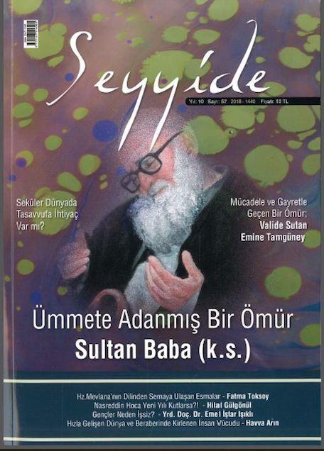 Seyyide Dergisi 57. Sayısı Yayında!