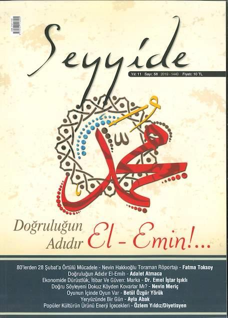 Seyyide Dergisi 58. Sayısı Yayında!